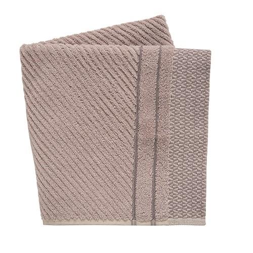 Ripple Hand Towel, L90 x W50cm, Heather