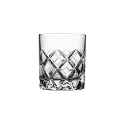 Sofiero Double old fashioned tumbler, H9.5 x 8.4cm - 35cl, clear