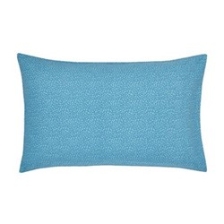Alyssum Standard pillowcase, L48 x W74cm, blue