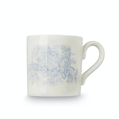 Asiatic Pheasants Mug, 37.5cl - 2/3pt, Blue