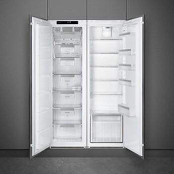 UKS7323LFEP1 Integrated tall fridge, white