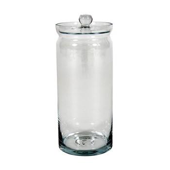 Wingfield Tall jar, D11 x H26.5cm, clear
