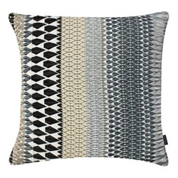 Iceni Large square cushion, 56 x 56cm, neutral