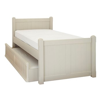 Charterhouse Sleepover bed, L203 x W98 x H92cm, taupe