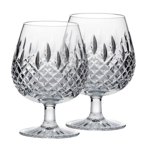 Mayfair Pair of brandy glasses