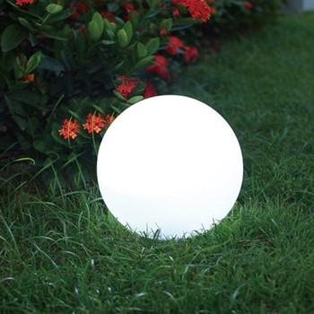 Fullmoon Lamp, L30 x W30 x H30cm, white
