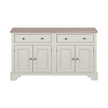 Chichester Sideboard, W153 x D49 x H87cm, shingle