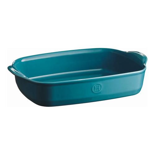 Calanque Set of 3 medium oven dishes, L40.5 x W31.7cm - 270cl, Blue