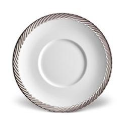 Corde Saucer, 17cm, platinum