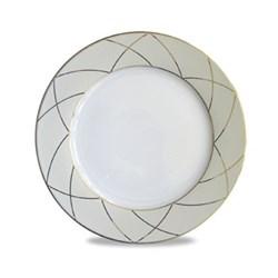 Clair de Lune Arcades Large dinner plate, 28cm