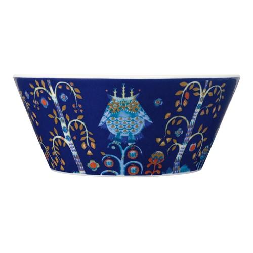Taika Bowl, 30cl, blue