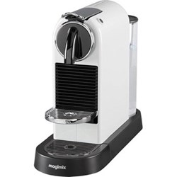CitiZ - M195 Coffee machine by Magimix, white