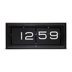 Wall or desk clock L36 x W12.8 x H15.7cm