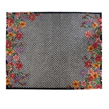 Courtly Floret Rug, W243.84 x L304.8cm, multi