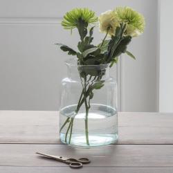 Broadwell Medium glass vase, H25 x W19cm