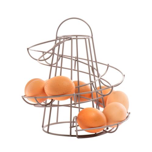 Helter Skelter Egg store, Grey
