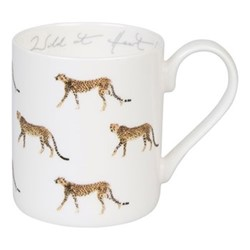 ZSL Cheetah Mug, 275ml, multi