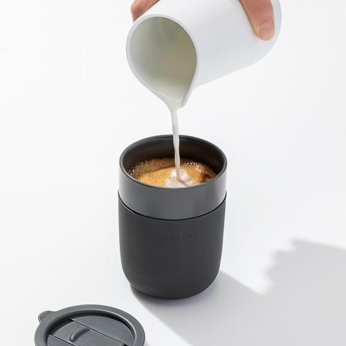 Porter Mug, 340ml, Charcoal