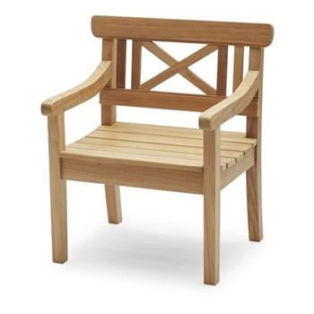 Drachmann Chair, W73 x D58 x H86cm, teak
