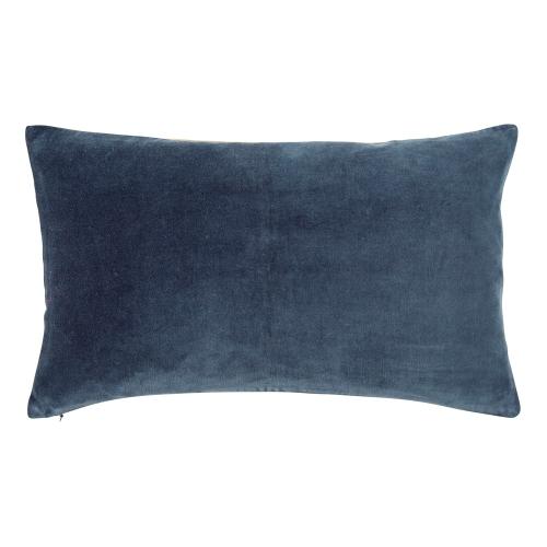 Jaipur Cushion, L30 x W50cm, Ink