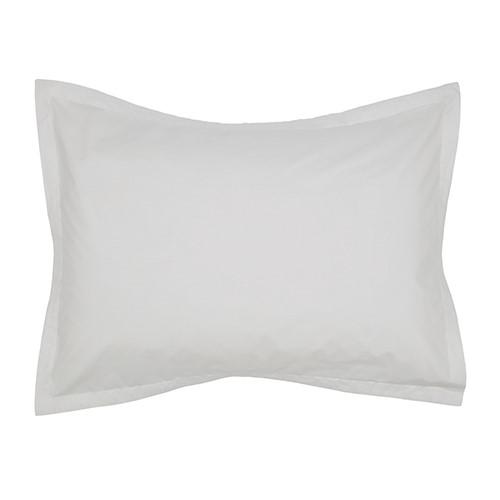 Calm Oxford Pillowcase, L50 x W75cm, Grey