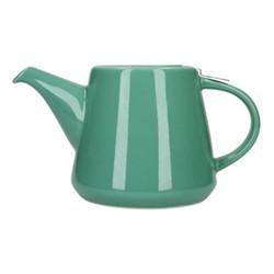 Hi-T 4 cup teapot, H13 x D14cm, green