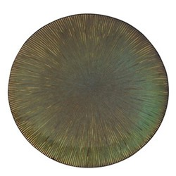 Bali - Gres Set of 3 charger plates, 31.5cm