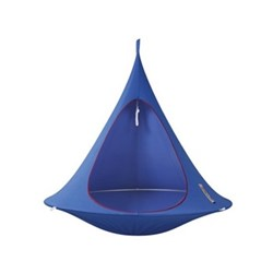 Cacoon World Single hanging armchair, Dia150cm, sky blue