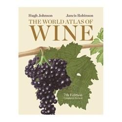 The World Atlas of Wine - Hugh Johnson