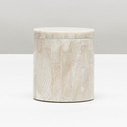 Palermo Canister, H11.5cm, natural