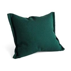 Plica Sprinkle Cushion, H55 x W60cm, dark green