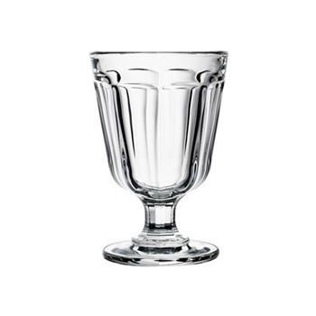 Anjou Set of 6 stemmed glasses, 23cl, clear