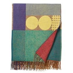 Carnival Woven throw, 185 x 145cm
