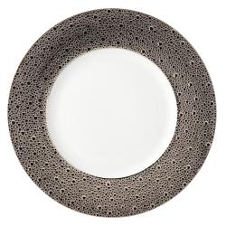 Ecume Platinum Service plate, 31.5cm