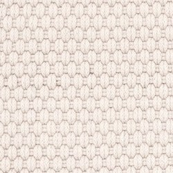 Rope Polypropylene indoor/outdoor rug, W45 x L61cm, ivory