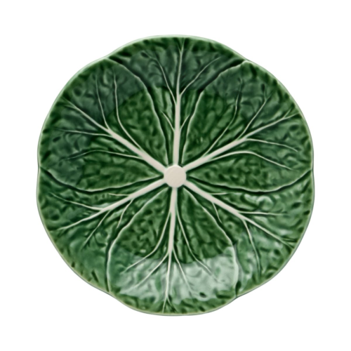 Cabbage Set of 4 plates, 19cm, Green