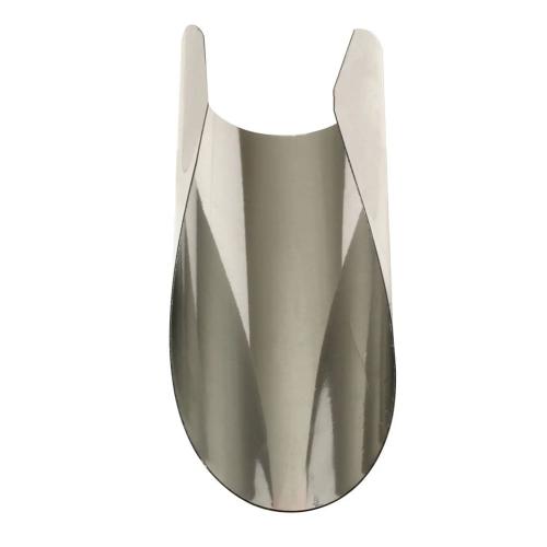 Wine accessories Drip free pourer, Black/Silver
