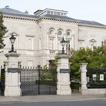 Private tour of Irelands National Gallery and Michelin star lunch for two