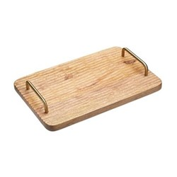Artesa Cheese serving board, L36 x W23 x H6cm, mango wood