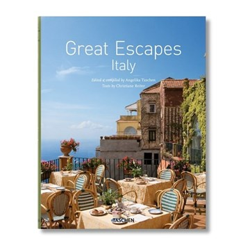 Christiane Reiter Great escapes Italy