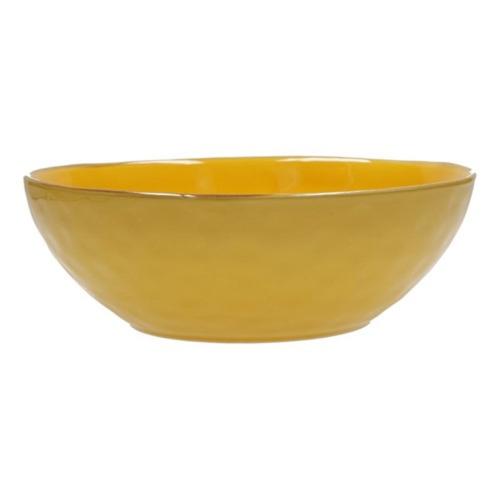 Concerto Salad bowl, Dia26cm, Yellow