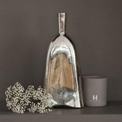 Long mirror vase