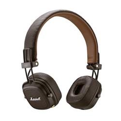 Major III Wireless bluetooth headphones, brown