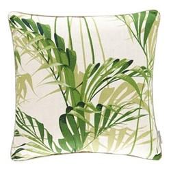 Glasshouse  - Palmhouse Cushion, 50 x 50cm, botanical green