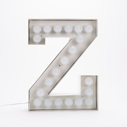 Vegaz Z Letter light, H60cm