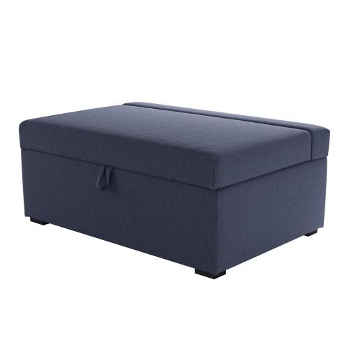 Henry Single bed in a box, H42 x W107 x D74cm, Uniform
