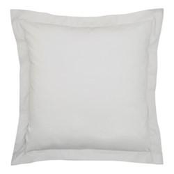 200TC Plain Dye Pillowcase, L65 x H65cm, silver