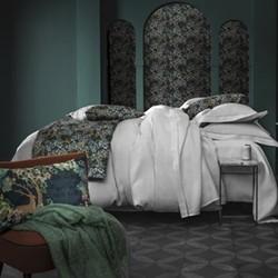 Le Jour Super king size flat sheet, W270 x L300cm, white
