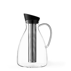 Infusion Iced tea carafe, 2.4 litre, black