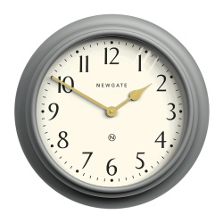 Westhampton Wall clock, Dia50cm, Silicone
